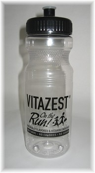VITAZEST Sports Bottle 22oz